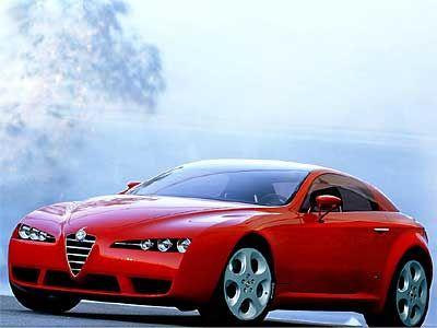 Alfa Romeo Brera Q4