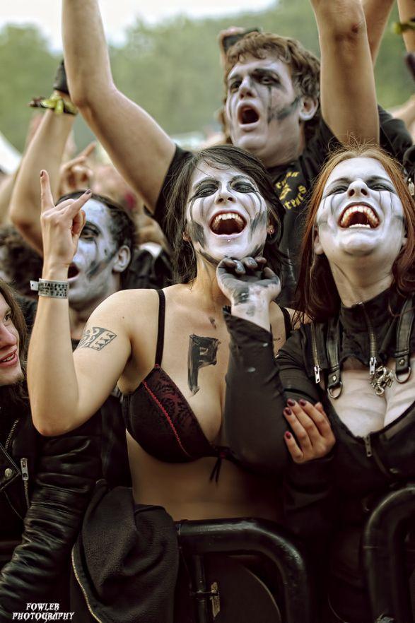 Porn metal girl Metal Girl's