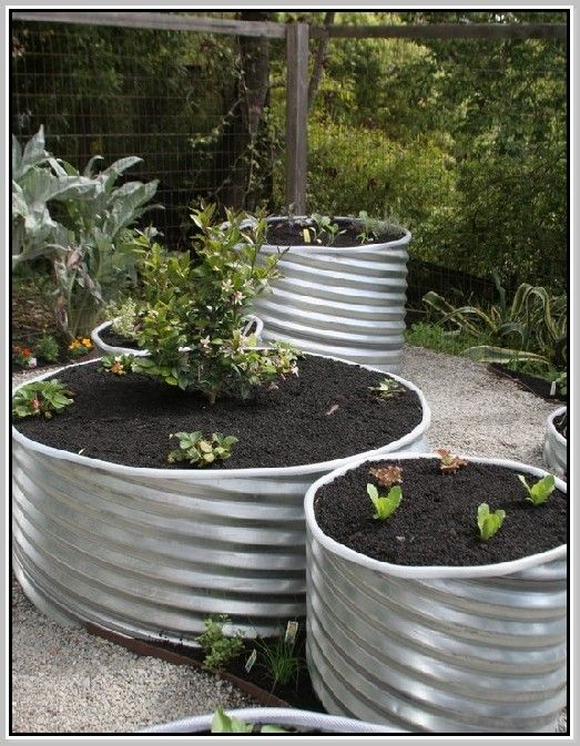 Superior Galvanized Steel Tub