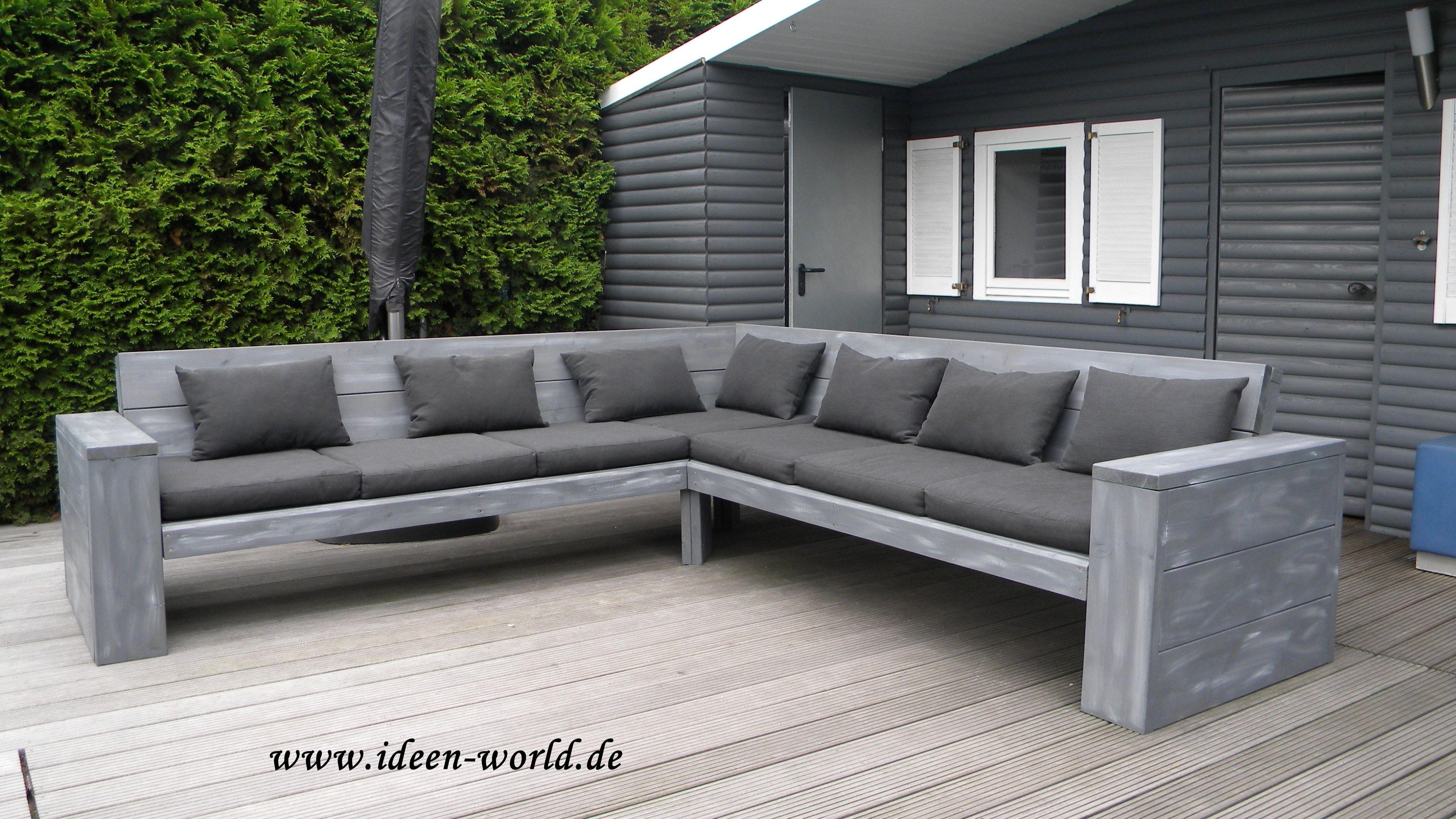 Holz Lounge Mobel Lounge Mobel Outdoor Mobel Aussenmobel