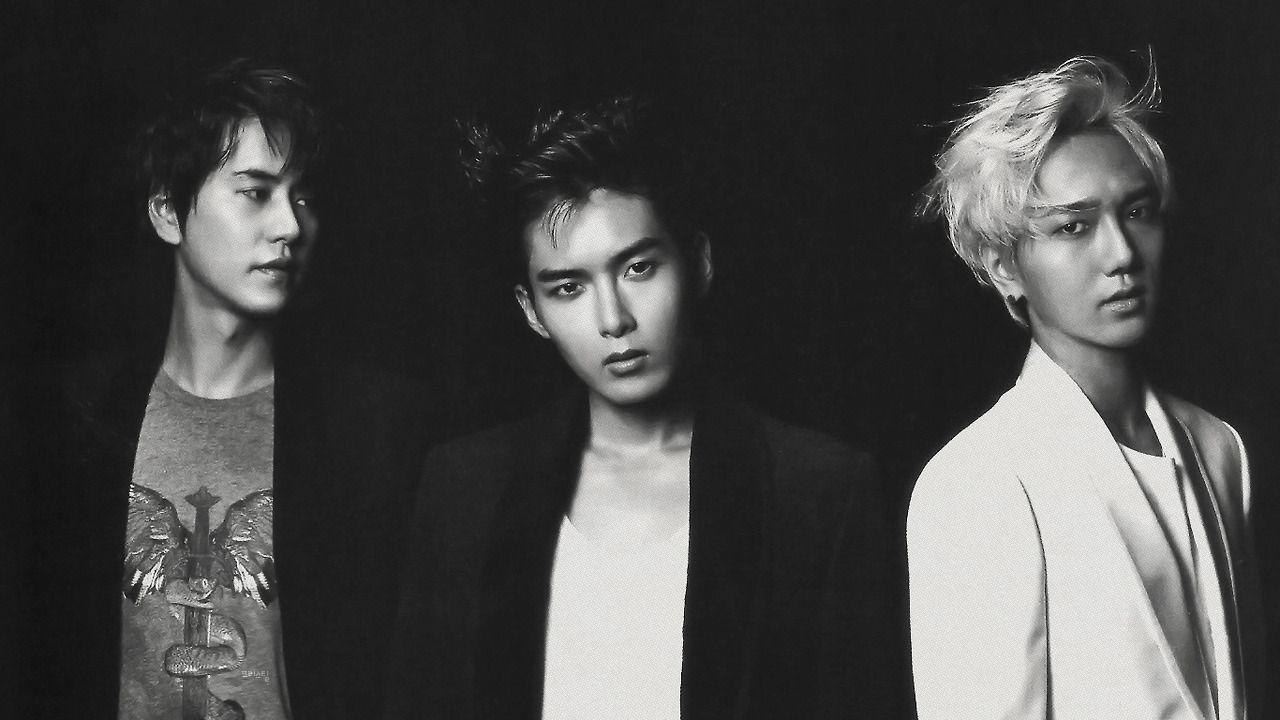 Super Junior K R Y Members Profile