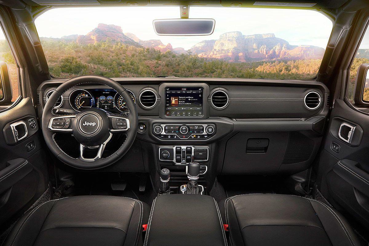 Jeep Wrangler 2018 Test Vorstellung Jeep Wrangler Jeep Wrangler Interior Jeep Wrangler Unlimited Sahara