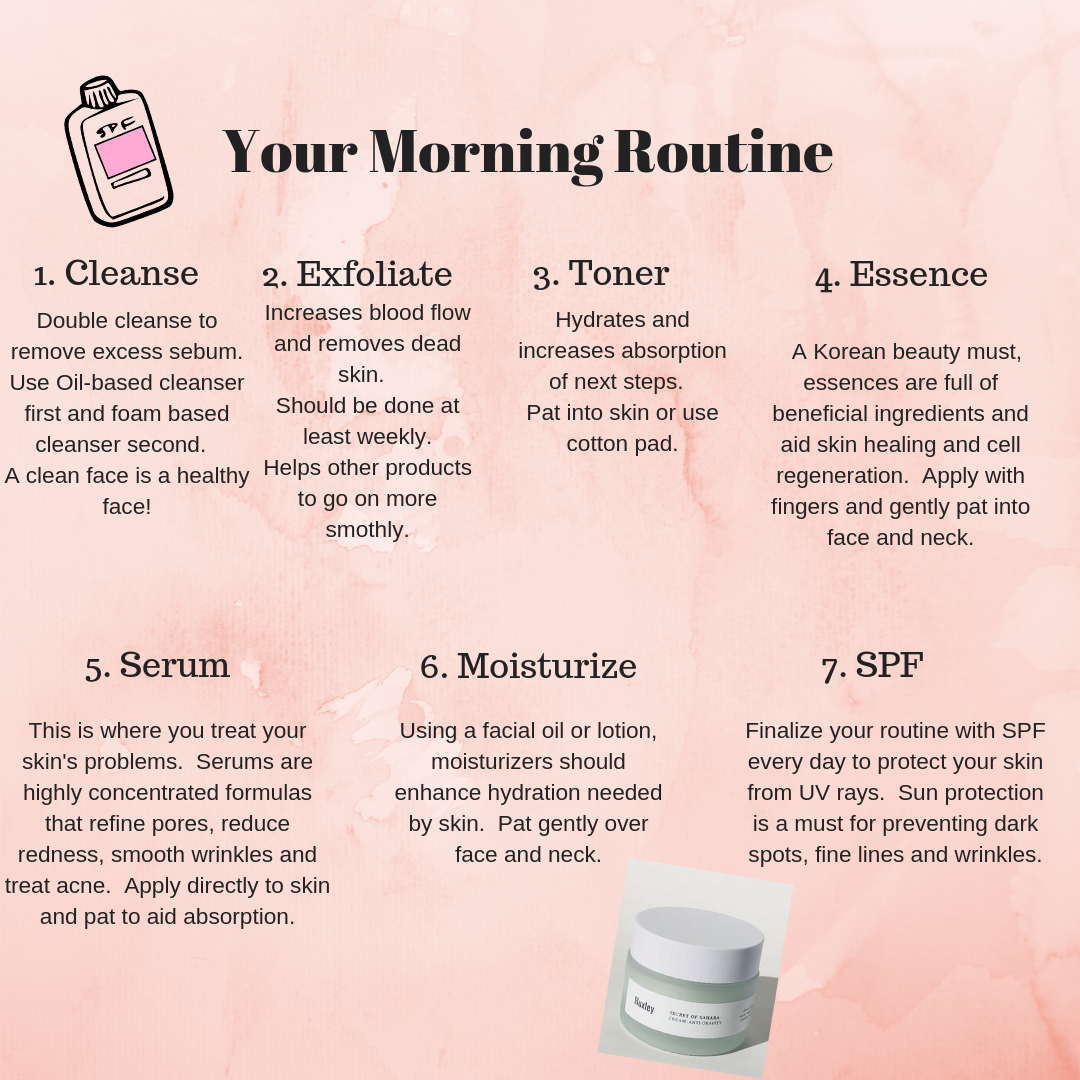 Skincare Routine Morning Skincare Morning Skin Care Routine Skin Routine
