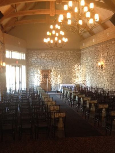 Old Stone Chapel St Charles Mo Ceremony Site Wedding Venues