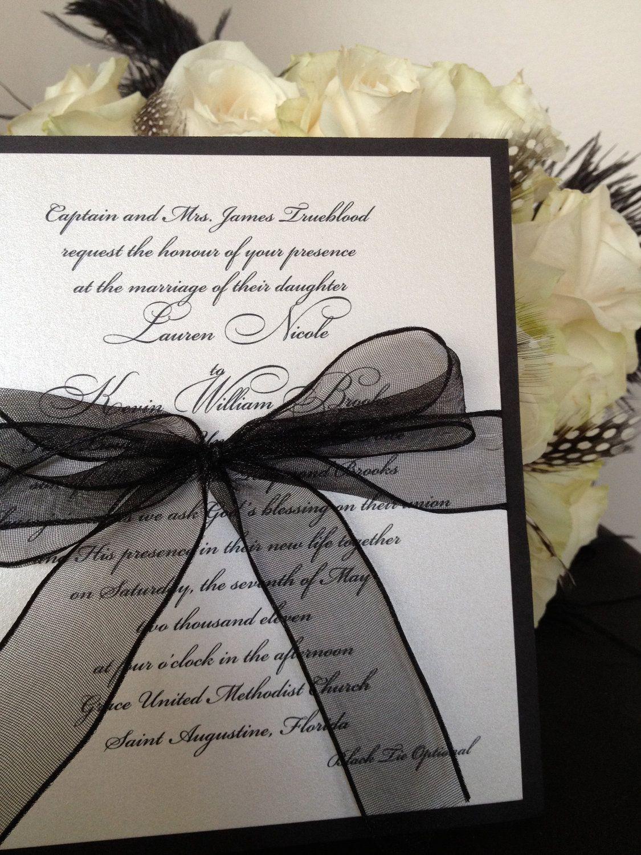 flourish monogram elegance invitation doodlebug collars