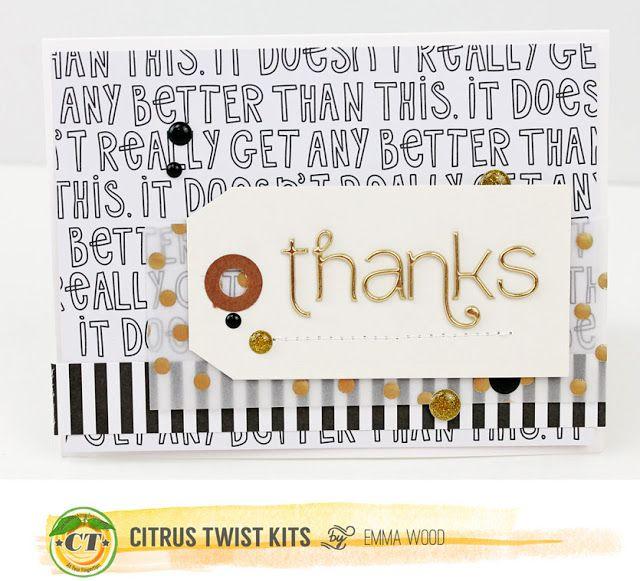 Citrus Twist Kits: Alpha love with Emma