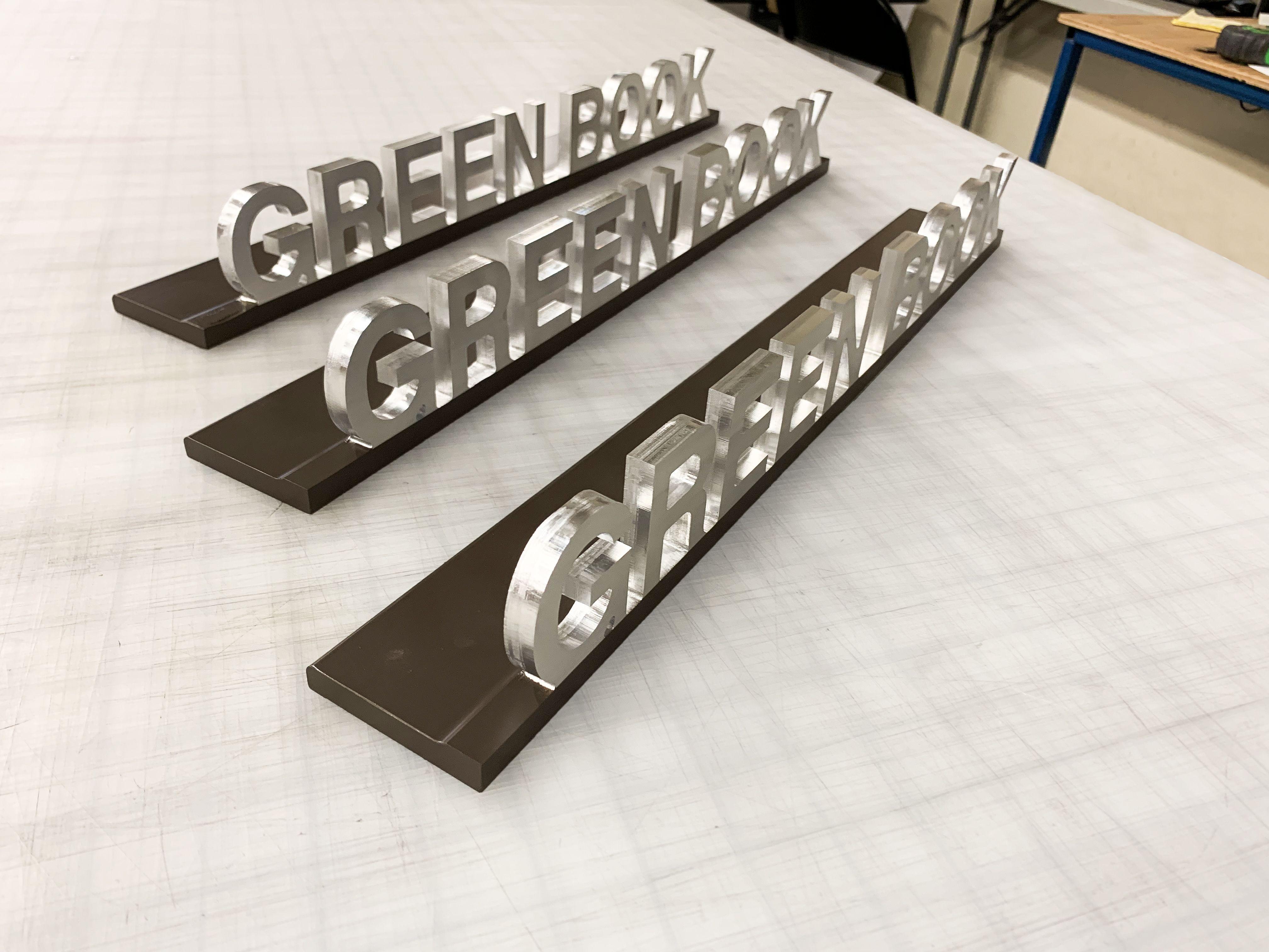 Aluminum Signs Brushed Reflective Aluminum More Metal Signs In La Aluminum Signs Metal Signage Aluminum Signage