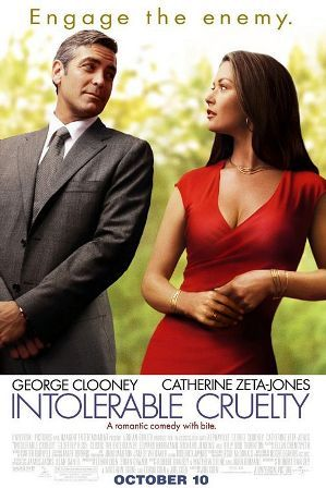 In The Movie Intolerable Cruelty George Clooney Plays A Divorce