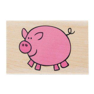 peggy pig rubber stamp check this awesome product by going to