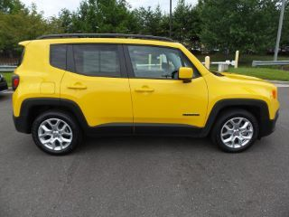 Yellow 2015 Jeep Renegade Latitude Jeep Renegade Compare Cars 2015 Jeep Renegade