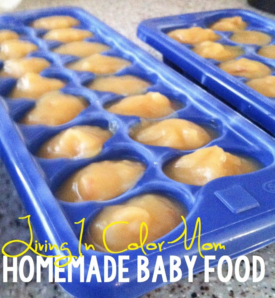 Homemade baby food fruits veggies meat and pasta food forumfinder Images