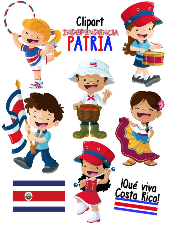 CLIPART Independencia Patria