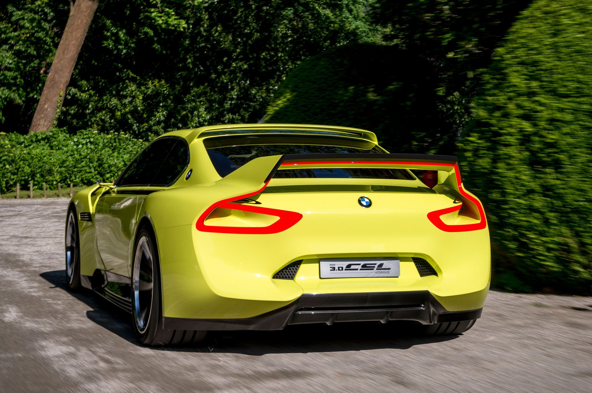 Bmw 3 0 Csl Hommage Concept World Exclusive First Drive Bmw