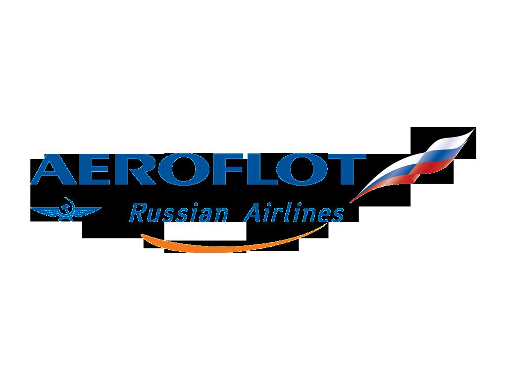 Aeroflot Russian Airlines Logo | LogoMania | Airline logo