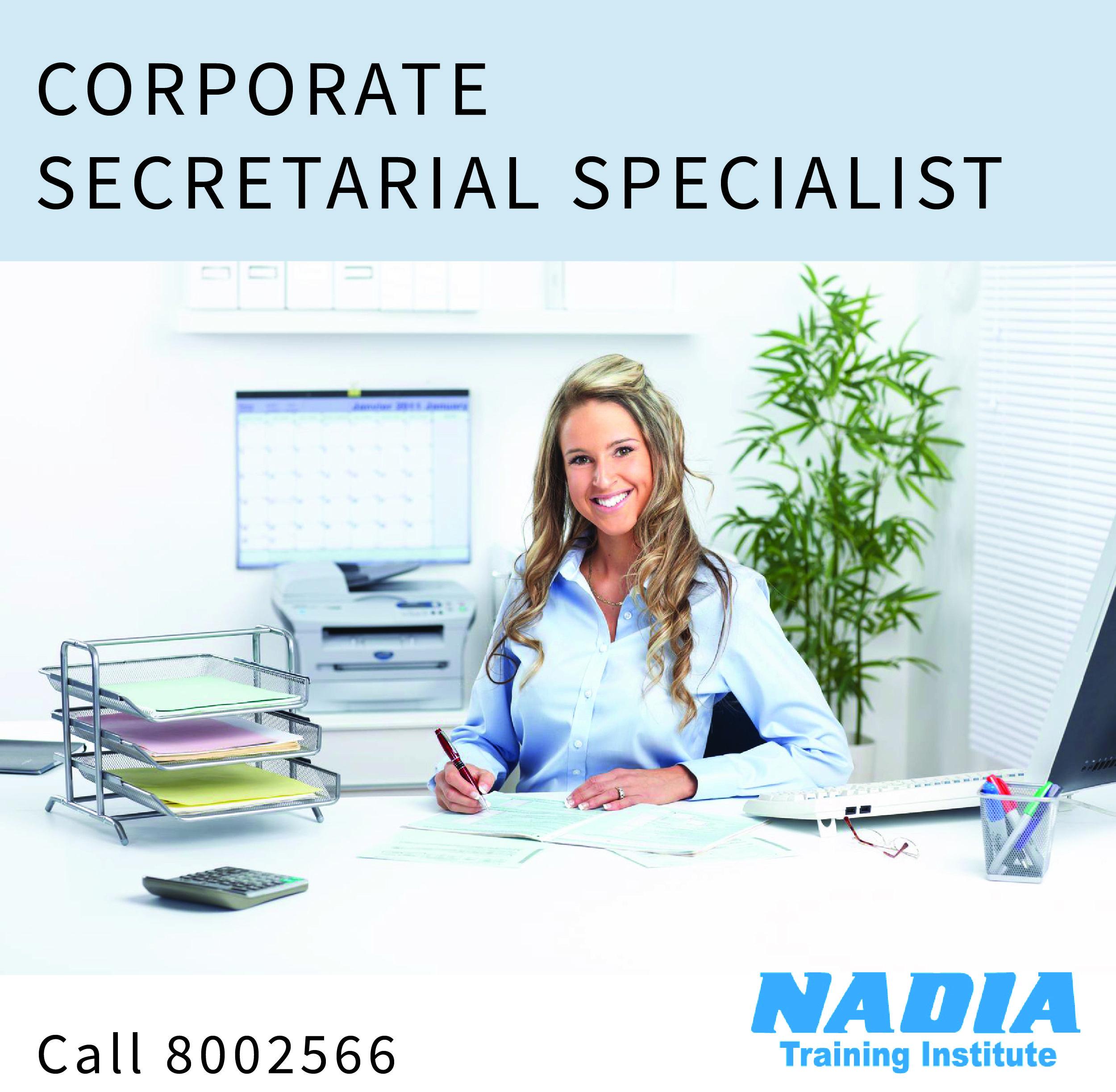 Corporate Secretarial Course in Dubai, Abu Dhabi and