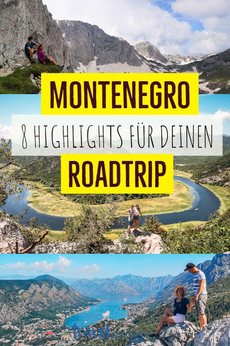 Günstiger Roadtrip durch Montenegro