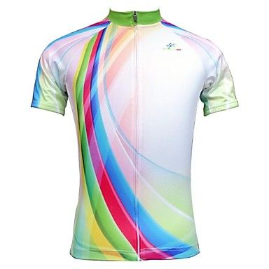 Jesocycling®+Women's+Short+Sleeve+Spring+&+Summer+Breathable+Polyester+Cycling+Jerseys+–+AUD+$+28.59