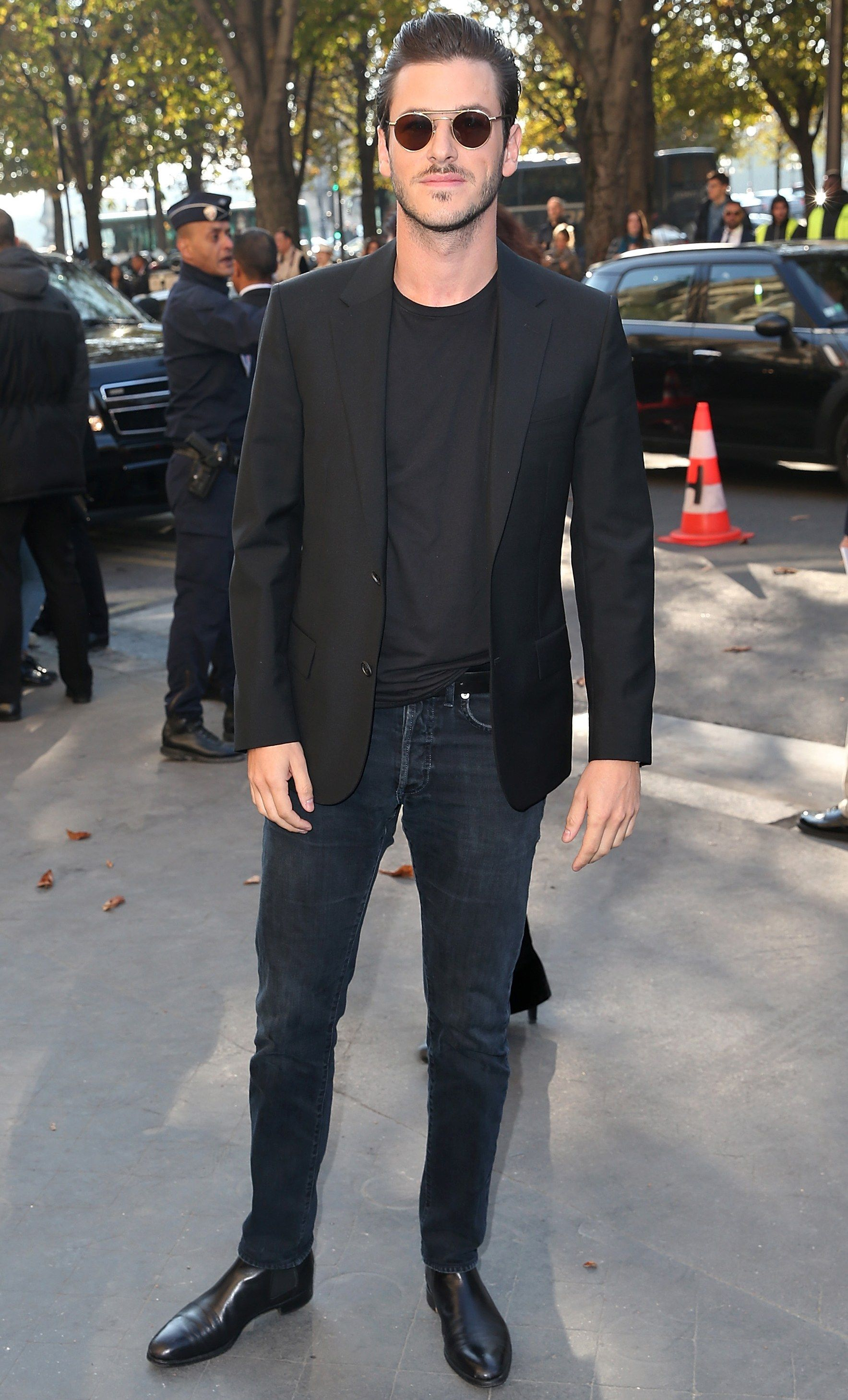 guantitate limitată cumpărare ieftin preturi ieftine The 10 Best Dressed Men of the Week 10.8.16   Black jeans men ...
