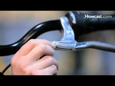 How To Adjust Bike Brakes Bike Maintenance Youtube Bike