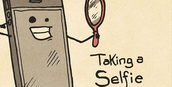 Selfie SnapChat Clone