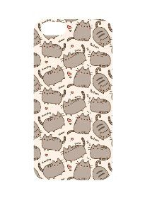 online retailer 09141 da9d5 Amazon.com: Iphone 4 Case super cute pusheen cat Iphone 4s Cases ...