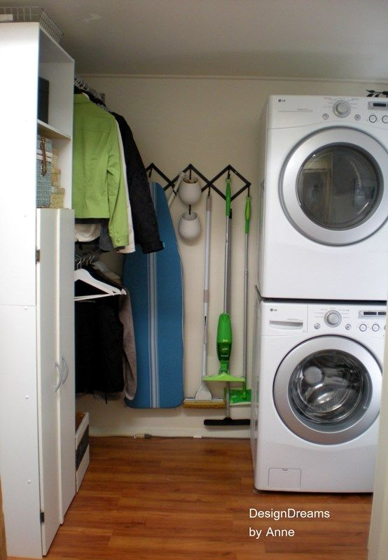 Storage Solutions For Your Small Laundry Room In 2019