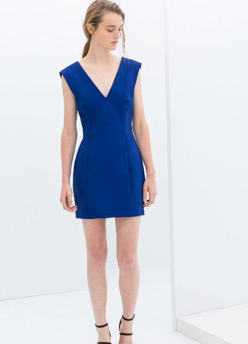 0c3b5b666 Vestidos elegantes para eventos especiales en el catálogo de Zara ...