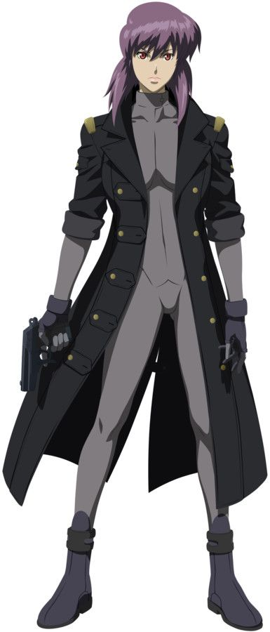 攻殻機動隊 Stand Alone Complex Solid State Society Ghost In The Shell Motoko Kusanagi Anime