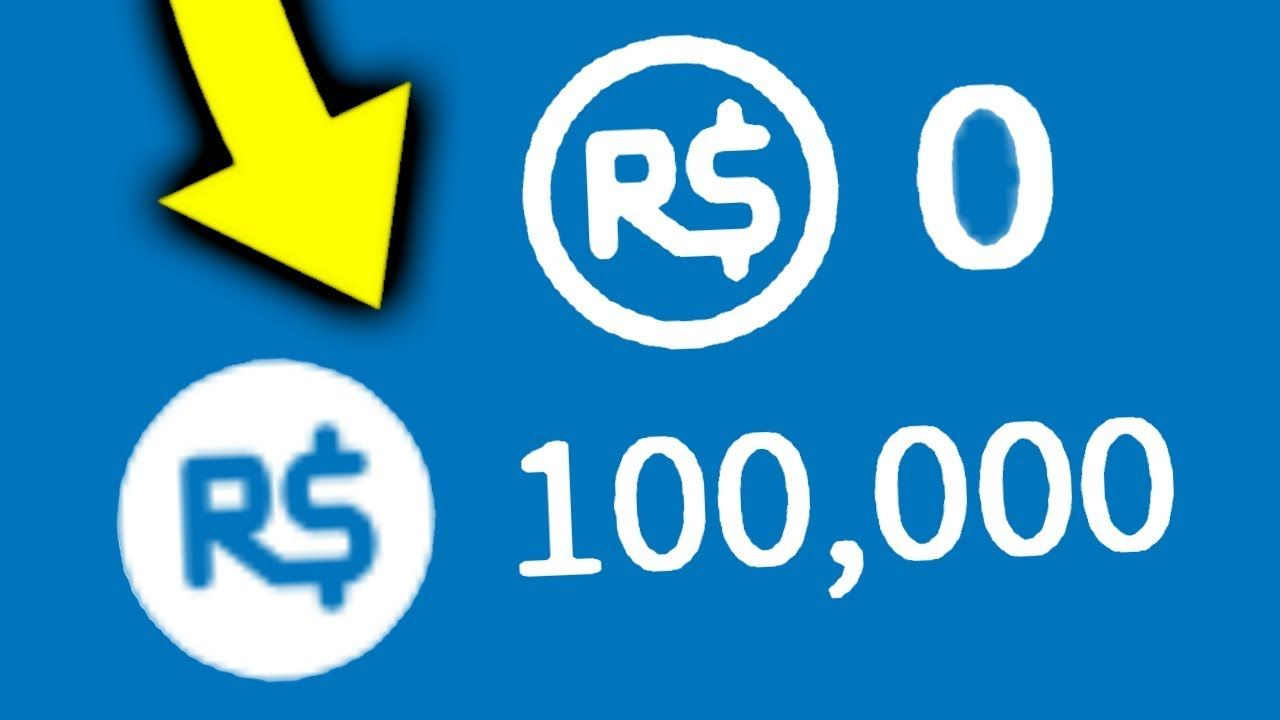 How To Convert Items Into Robux How To Turn 0 Robux Into 100 000 On Roblox In 2020 Roblox Turn Ons The 100