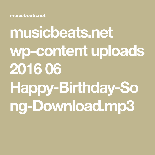 Musicbeats.net Wp-content Uploads 2016 06 Happy-Birthday