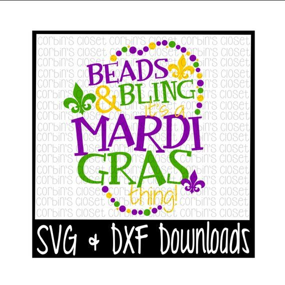 This Item Is Unavailable Etsy Svg Files Silhouette Cameo Svg Files Silhouette Mardi Gras Beads
