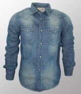 Newly Purchased - Handmade Diesel Denim Shirt