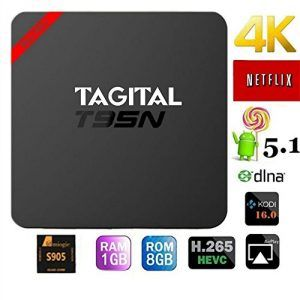 7  Tagital T95N Android 5 1 -Streaming Media Player for TV