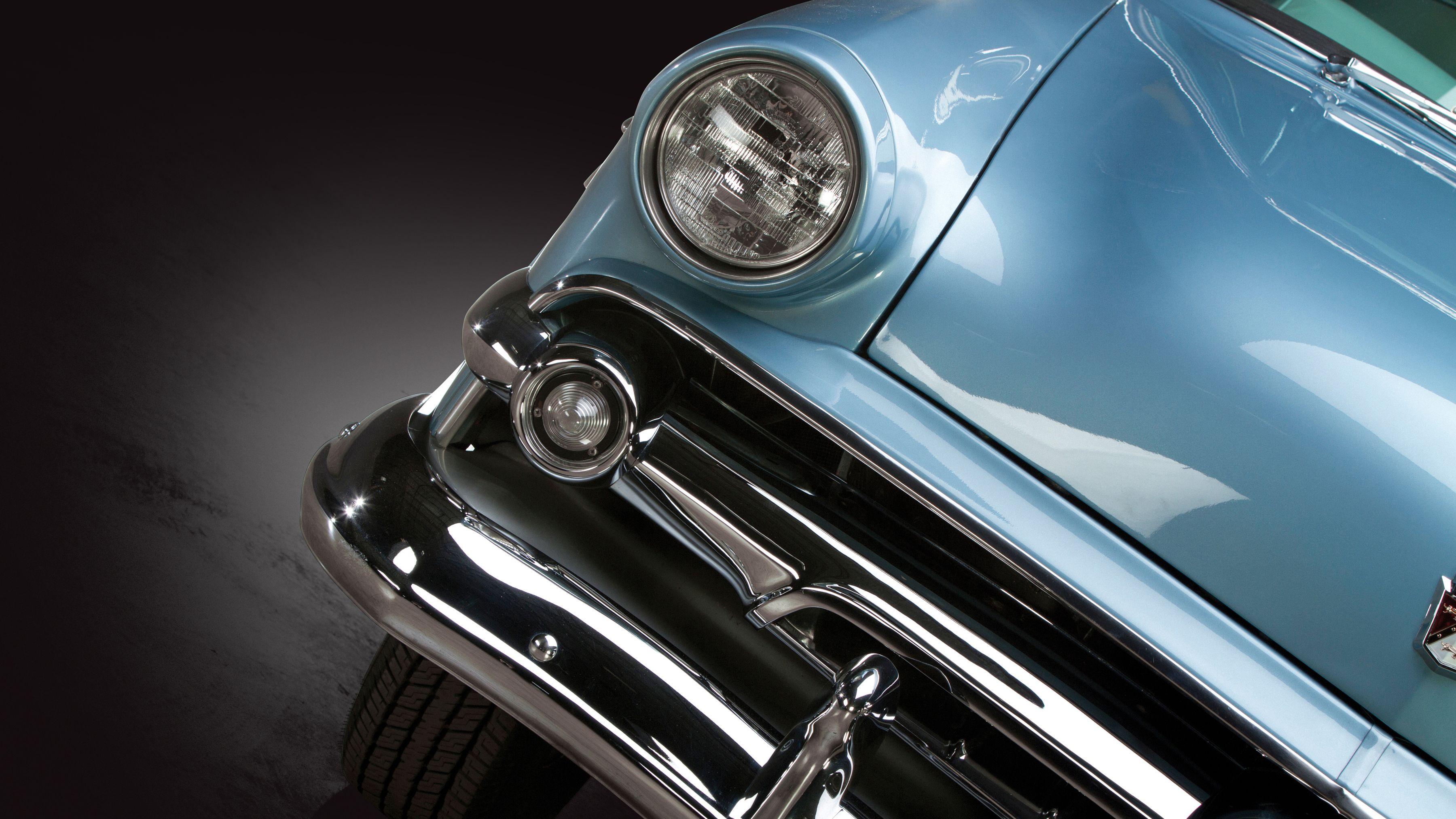 Ford Crestline Skyliner Glass Top 1954