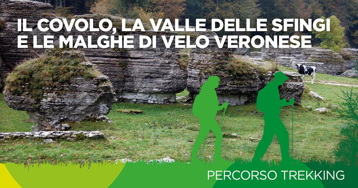 A simple trekking tour between Velo's pastures following popular artistic tracks.