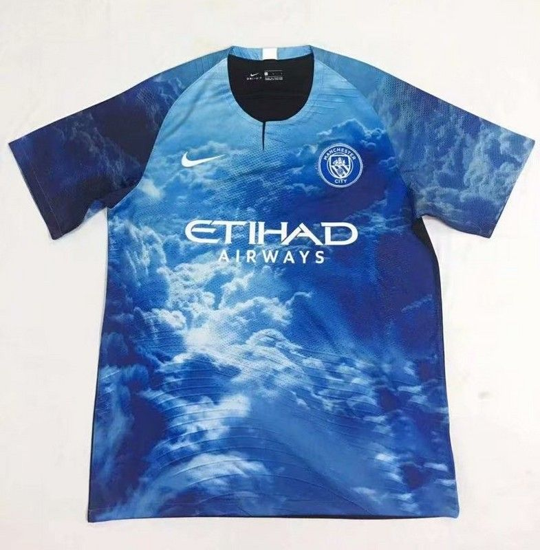 2450859b40e Manchester City F.C. Football club Nike 4TH Kit EA SPORTS x adidas FIF –  www.worldsoccerfootballshop.com