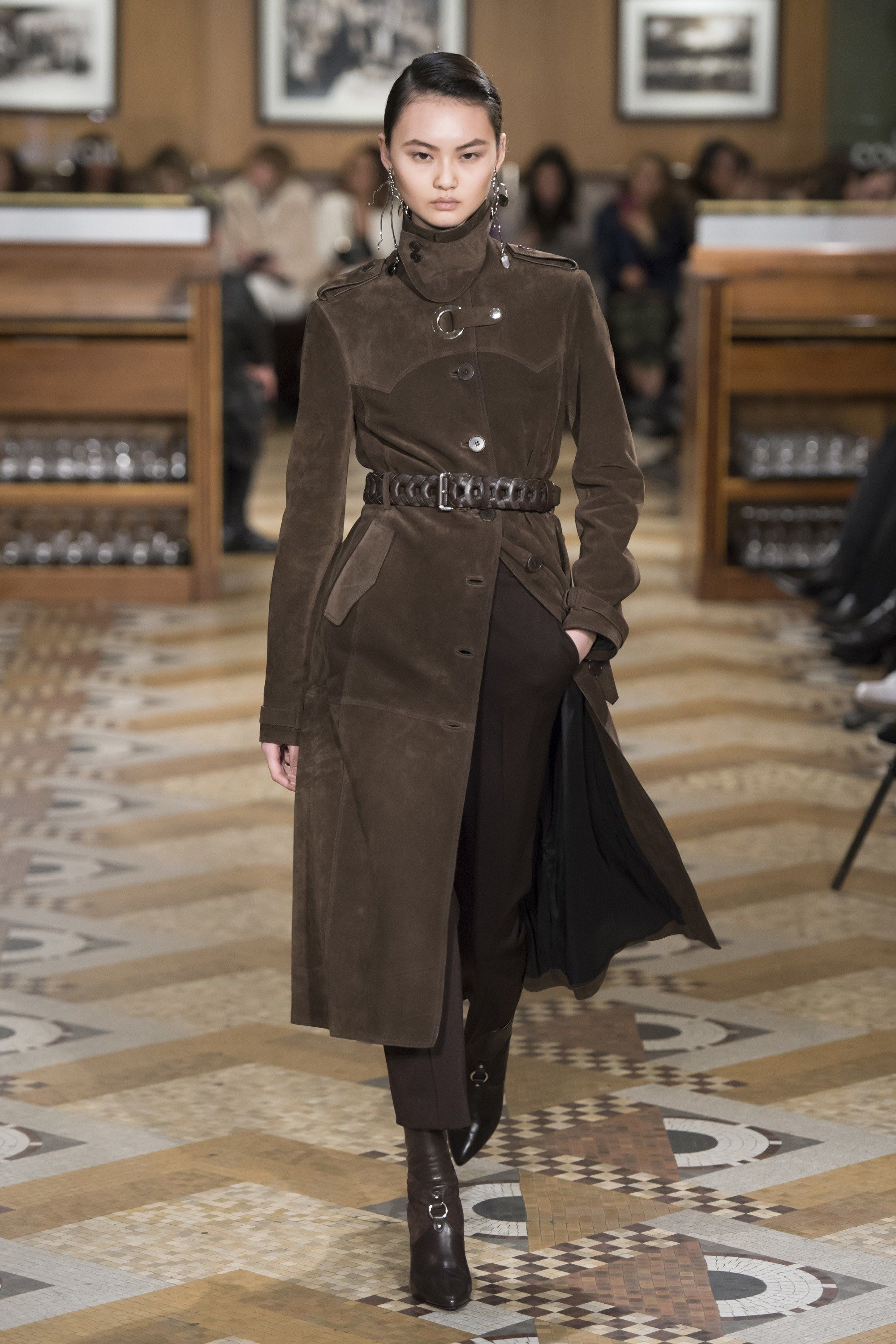 The biggest fashion trends from the fall runway in
