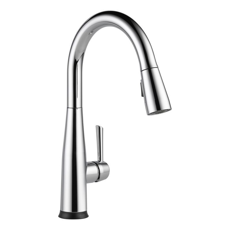 Delta 9113t Dst Essa Pull Down Kitchen Faucet With On Off Touch