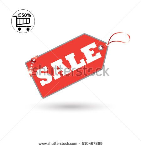5417eb9046b Sale tag. Weekend Sale discount wallpaper. Marketing Sale banners design.  Vector illustration. Big Sale