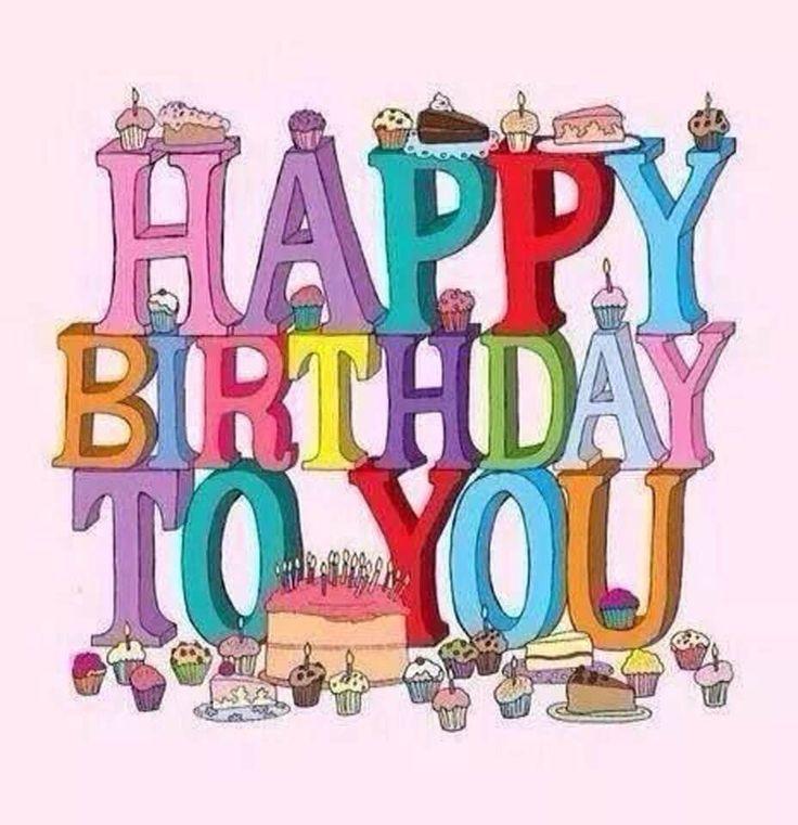 Birthday Quotes : Happy Birthday (With images)   Happy ...
