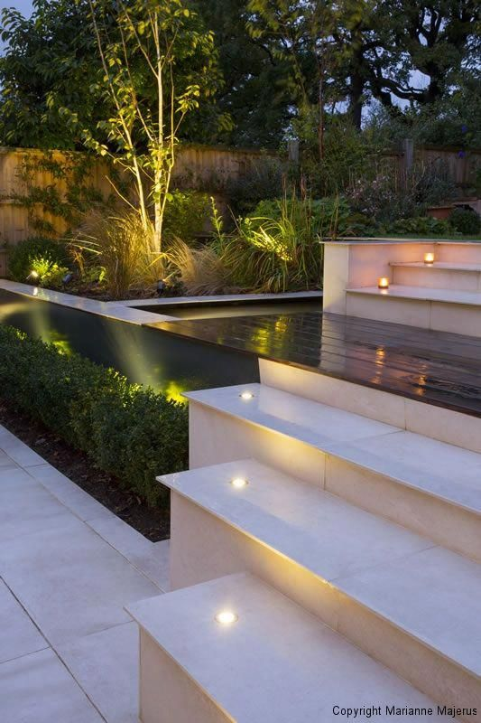Go Green with Solar Garden Lights (With images) | Modern ...