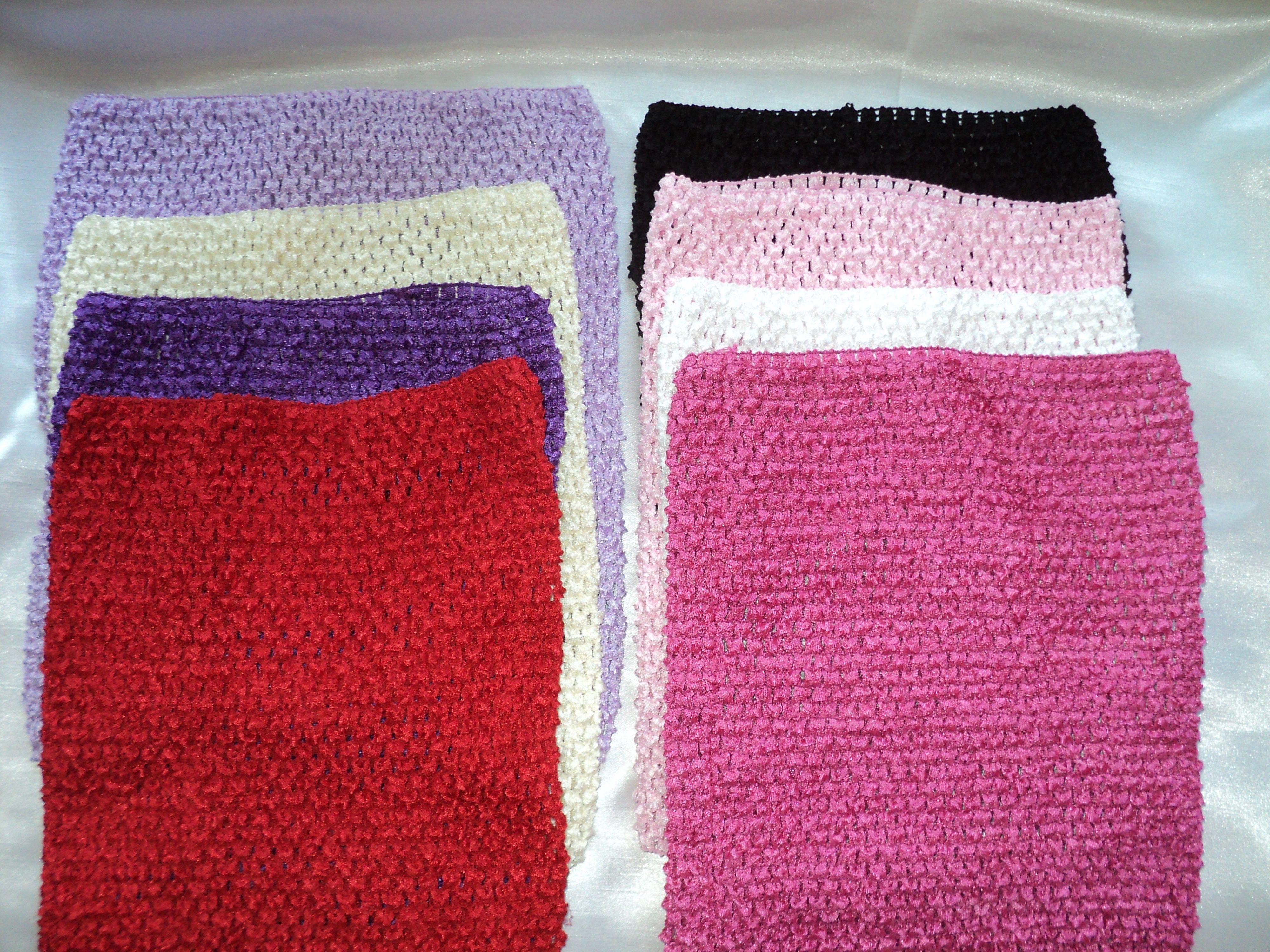6aaf78f7af4 Hard to find extra large crochet tutu tops for older girls