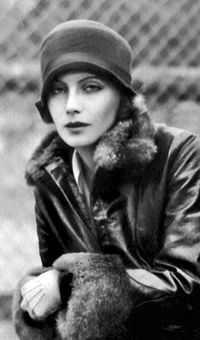 Greta Garbo 1925 - La de los ojos tristes...