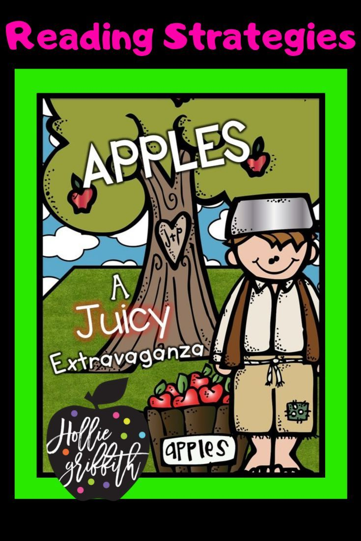 Apples & Johnny Appleseed A Juicy Extravaganza Reading