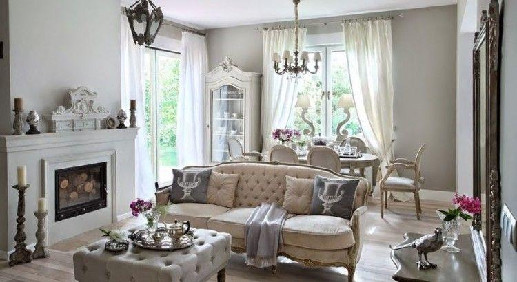 Luksusowe Wntrza W Stylu Glamour Style