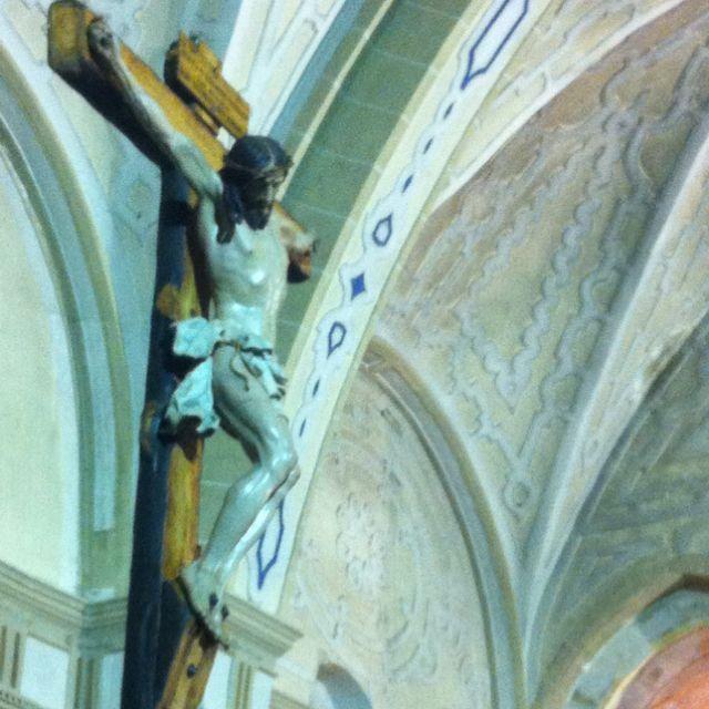 Cristo de La Lanzada. Semana Santa Zamora