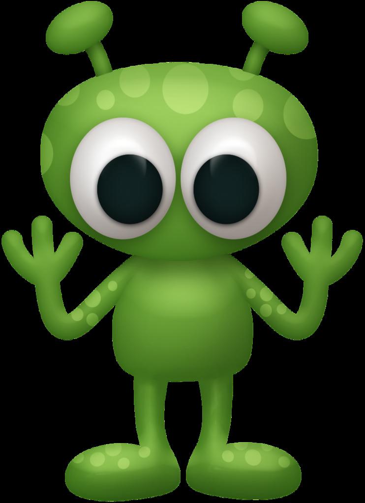 Картинка инопланетяне для детей
