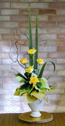 Flower Arrangement Classes Orange County