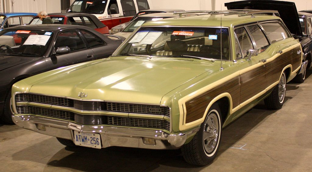 1969 Ford Ltd Country Squire Wagon Ford Ltd Station Wagon Cars