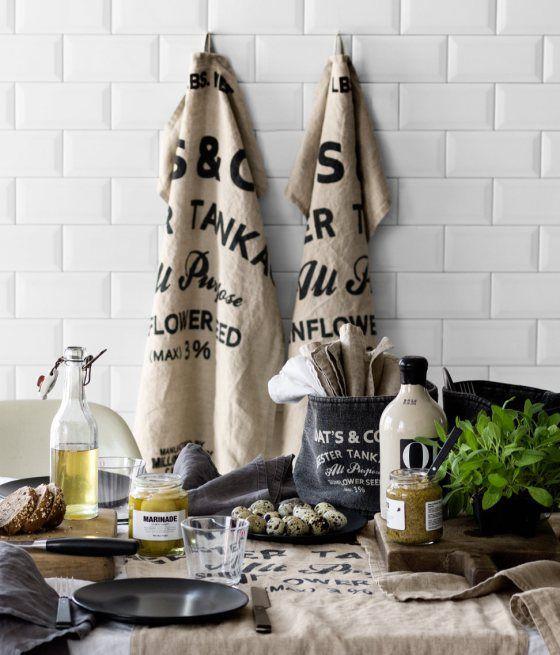 Obsesión – Paños de cocina de diseño | Cocinas | Kjøkken